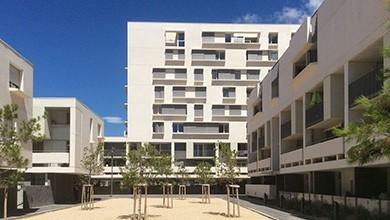 Marseille - 119 logements sociaux