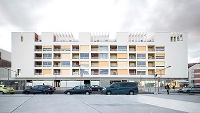 Brétigny sur Orge - 75 logements et commerces