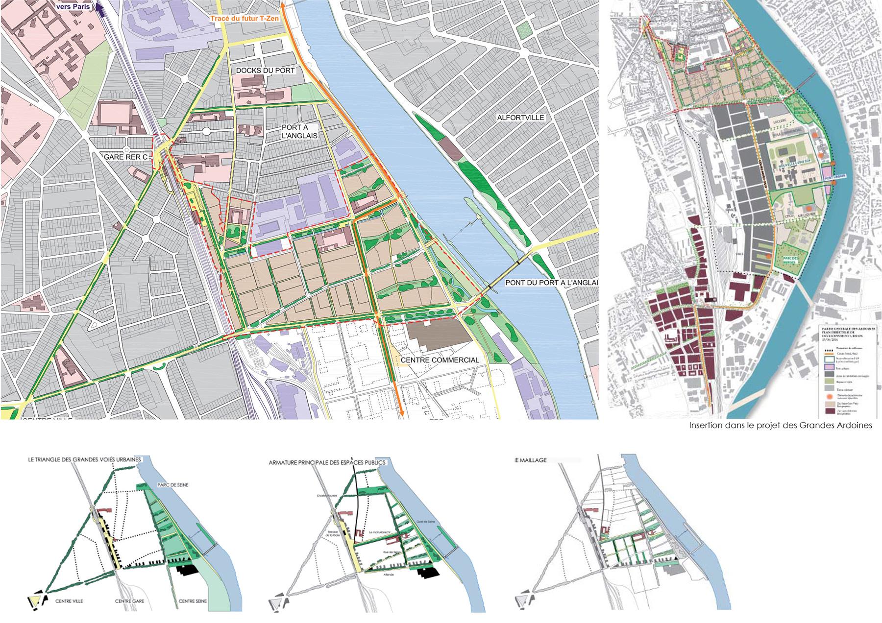 Insertion urbaine