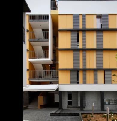 La Courneuve -  96 logements sociaux