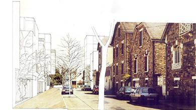 Rennes - ZAC Rabelais Rouault
