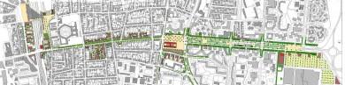 "Rennes - Projet urbain, ""axe sud"""