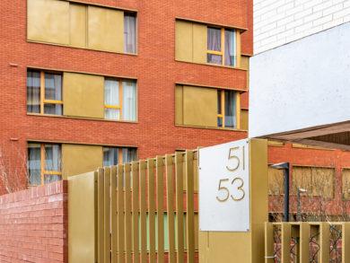 Construction de 42 logements sociaux à Épinay-sur-Seine