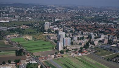 Le Clos Saint Lazare entre la cité jardin et le site des Tartres