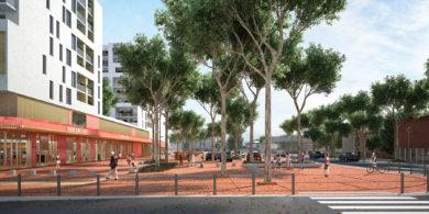 Toulouse - Renouvellement urbain du quartier Empalot
