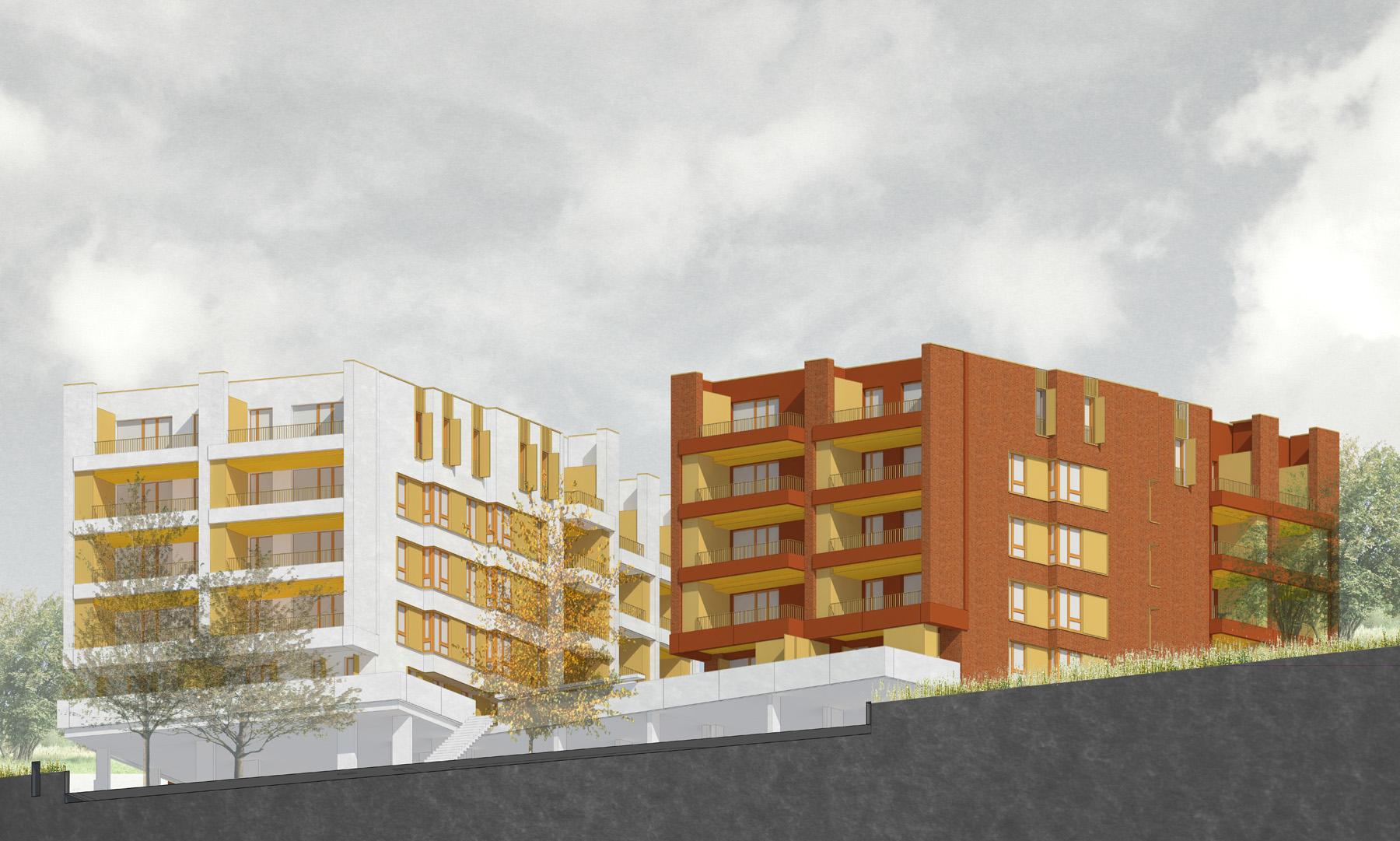 germe&JAM - edifice - construction - 42 logements - Epinay-sur-seine
