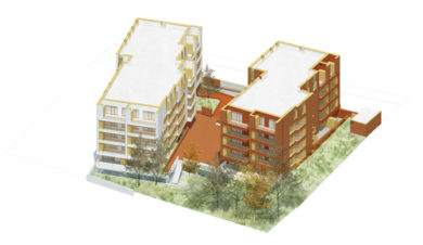 Épinay-Sur-Seine - Construction de 42 logements collectifs