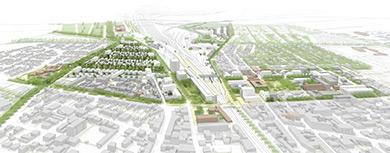 Miramas : héritages et mutation, la gare comme fondation et comme levier du développement urbain